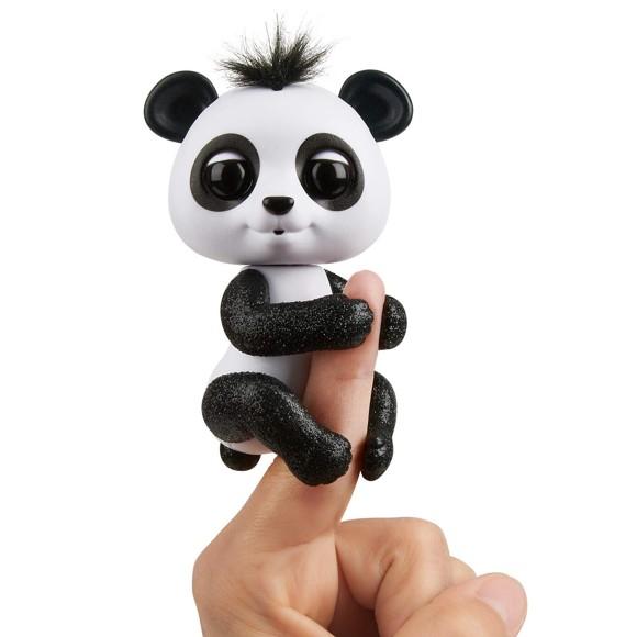 Fingerlings - Baby Panda - Drew (Black & White)