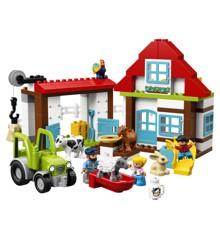 LEGO DUPLO -   Eventyr på Bondegården (10869)
