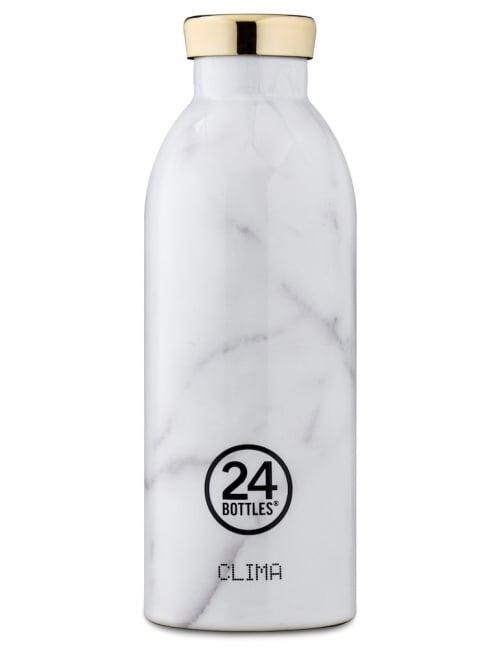 Bilde av 24 Bottles - Clima Bottle 0,5 L - Carrara (24b191)