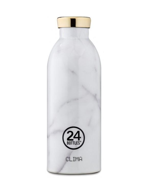24 Bottles - Clima Bottle 0,5 L - Carrara