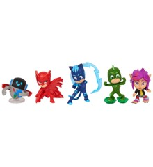 PJ Masks - Collectible Figure 5 pack (10-24580)