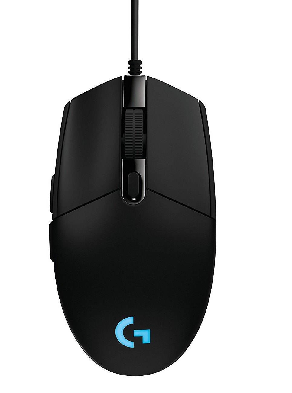 Logitech - G203 Prodigy Gaming Mouse - Black