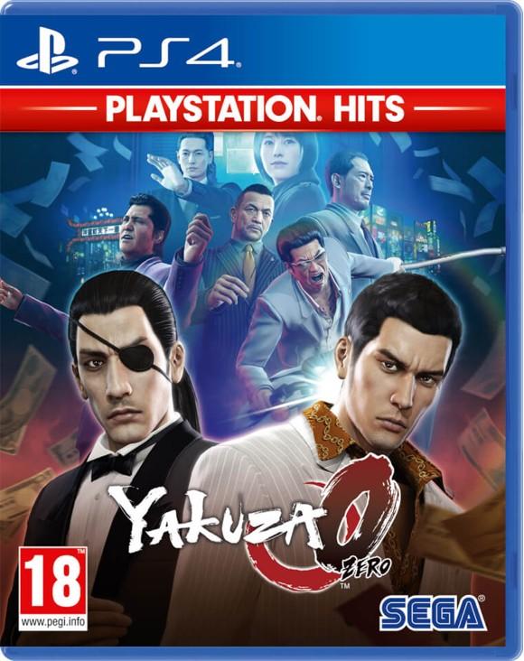 Yakuza 0 (Playstation Hits)