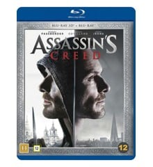 Assassin's Creed (3D + 2D Blu-Ray)