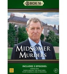 Midsomer Murders - Box 16 - DVD