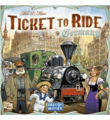Ticket to Ride - Tyskland