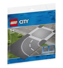 LEGO City - Curve and Crossroad (60237)