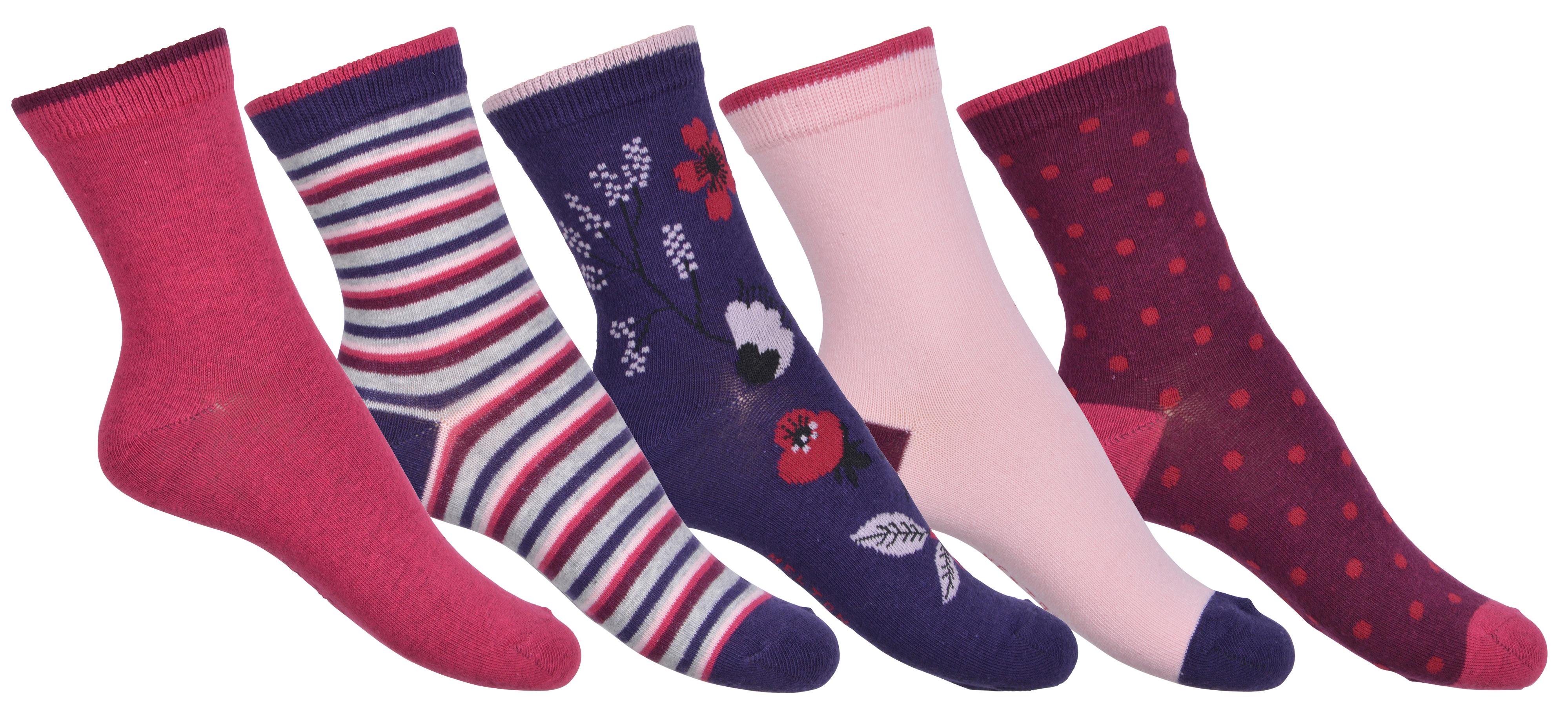Melton - 5-Pack Socks