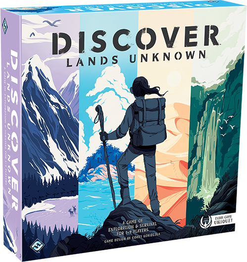 Discover Lands Unknown (FDSC01)