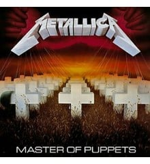 Metallica - Master Of Puppets - Remastered - Vinyl