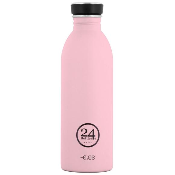 24 Bottles - Urban Bottle 0,5 L - Candy Pink