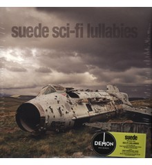 Suede – Sci-Fi Lullabies -3Vinyl