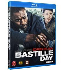 The Take/Bastille Day (Blu-Ray)