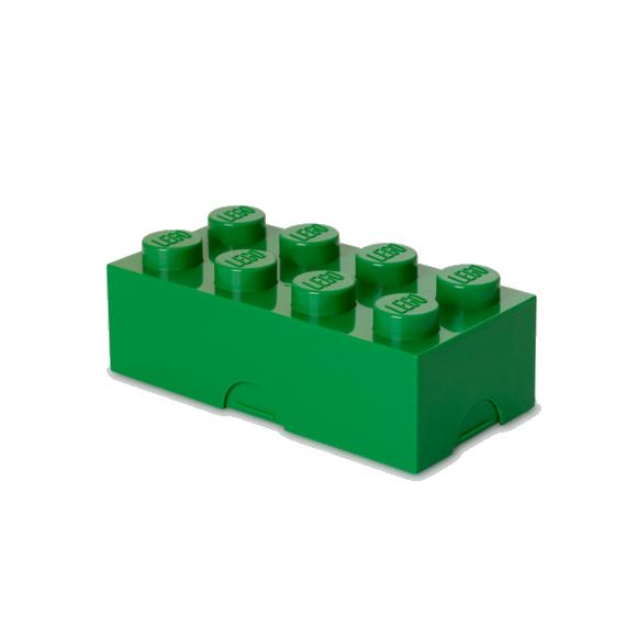 Room Copenhagen - LEGO Lunch Box - Dark Green (40231734)