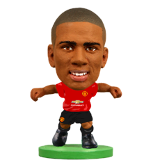 Soccerstarz - Manchester United Ashley Young - Home Kit (2019)