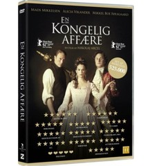 A Royal Affair/En Kongelig Affære - DVD