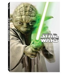 Star Wars: Episode 1-3 (3 disc) - DVD