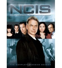 NCIS - Sæson 2 - DVD