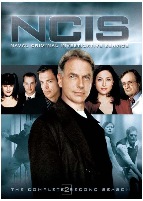 NCIS - Season 2 - DVD