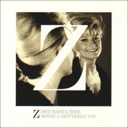 Zetterlund Monica/Z-Det Basta - CD
