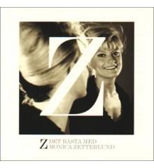 Zetterlund Monica/Z-Det Bästa - CD