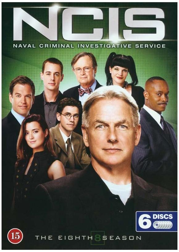NCIS - Sæson 8 - DVD