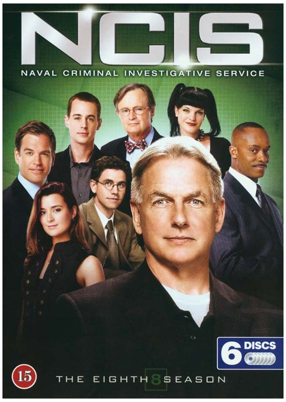 NCIS - Season 8 - DVD