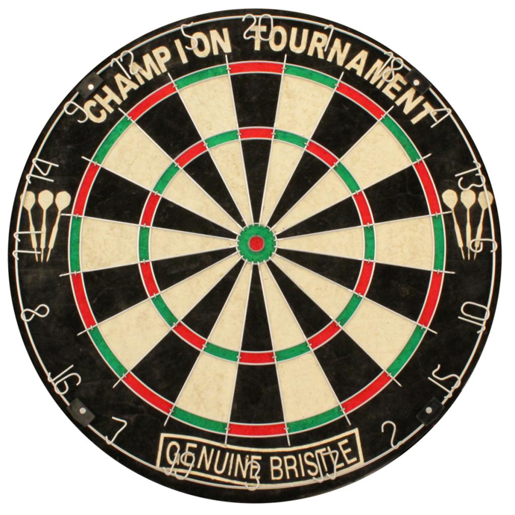 Bilde av Abbey Darts Dartboard Sisal Classic (26799)