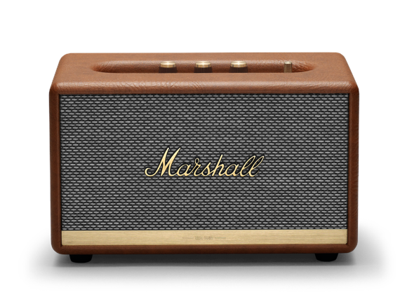 Marshall - Acton II Bluetooth Speaker Brown