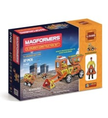 Magformers - XL Cruisers Construction Set - 37 pieces (3009)