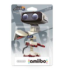 Nintendo Amiibo Figurine R.O.B. Famicom Colours (Super Smash Bros. Collection)