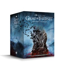 Game Of Thrones S1-S8 (Complete Collection) - DVD