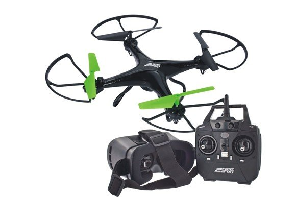 2Fast2Fun - Focus Reality med FPV (470502)