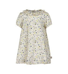 Creamie - Dress w. Flowers