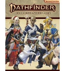 Pathfinder - Character Sheet Pack P2 (PZO2202)