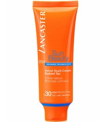 Lancaster - SUN BEAUTY Sublime tan velvet cream  face  SPF30 - 50 ml