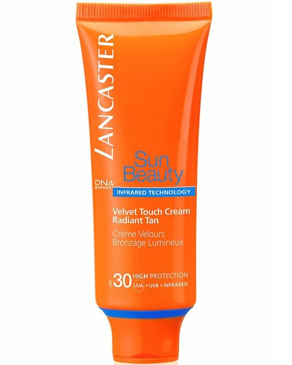Lancaster - SUN BEAUTY Sublime tan velvet cream  face  SPF30 - 50 ml