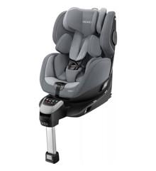Recaro - Zero.1 i-size Car Seat Incl Base (0-18 kg) - Aluminum Grey