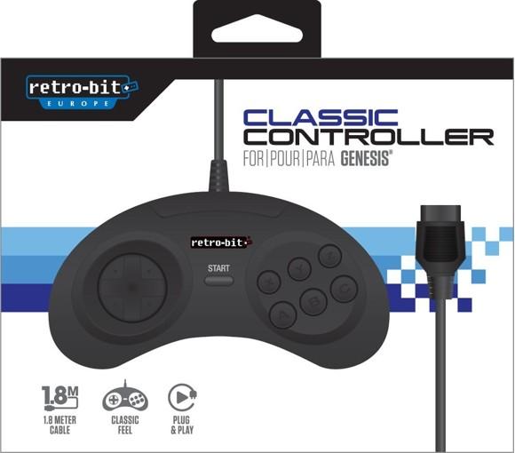 Mega Drive Classic Controller Retro-Bit