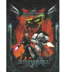 Warhammer 40K - Wrath & Glory Role Playing Game - Starter Set (ULIWG1001)