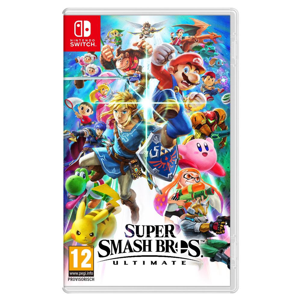 Super Smash Bros Ultimate (UK, SE, DK, FI)