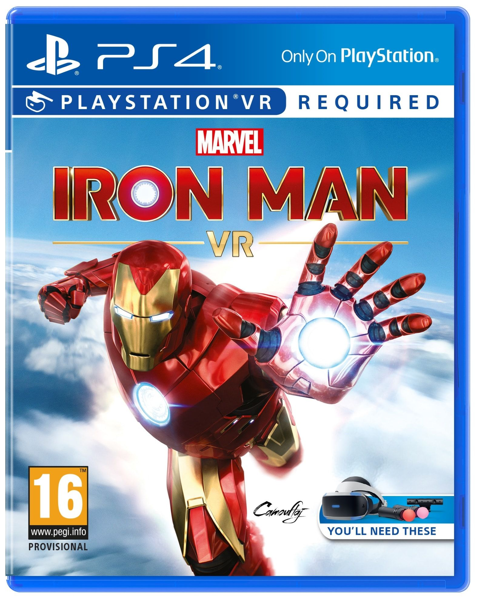 Iron Man (PSVR)