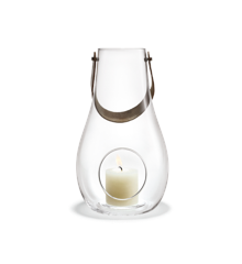 Holmegaard - Design With Light Lantern 29,3 cm - Clear (4343500)