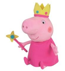 Peppa Pig - Princess plush, 30 cm