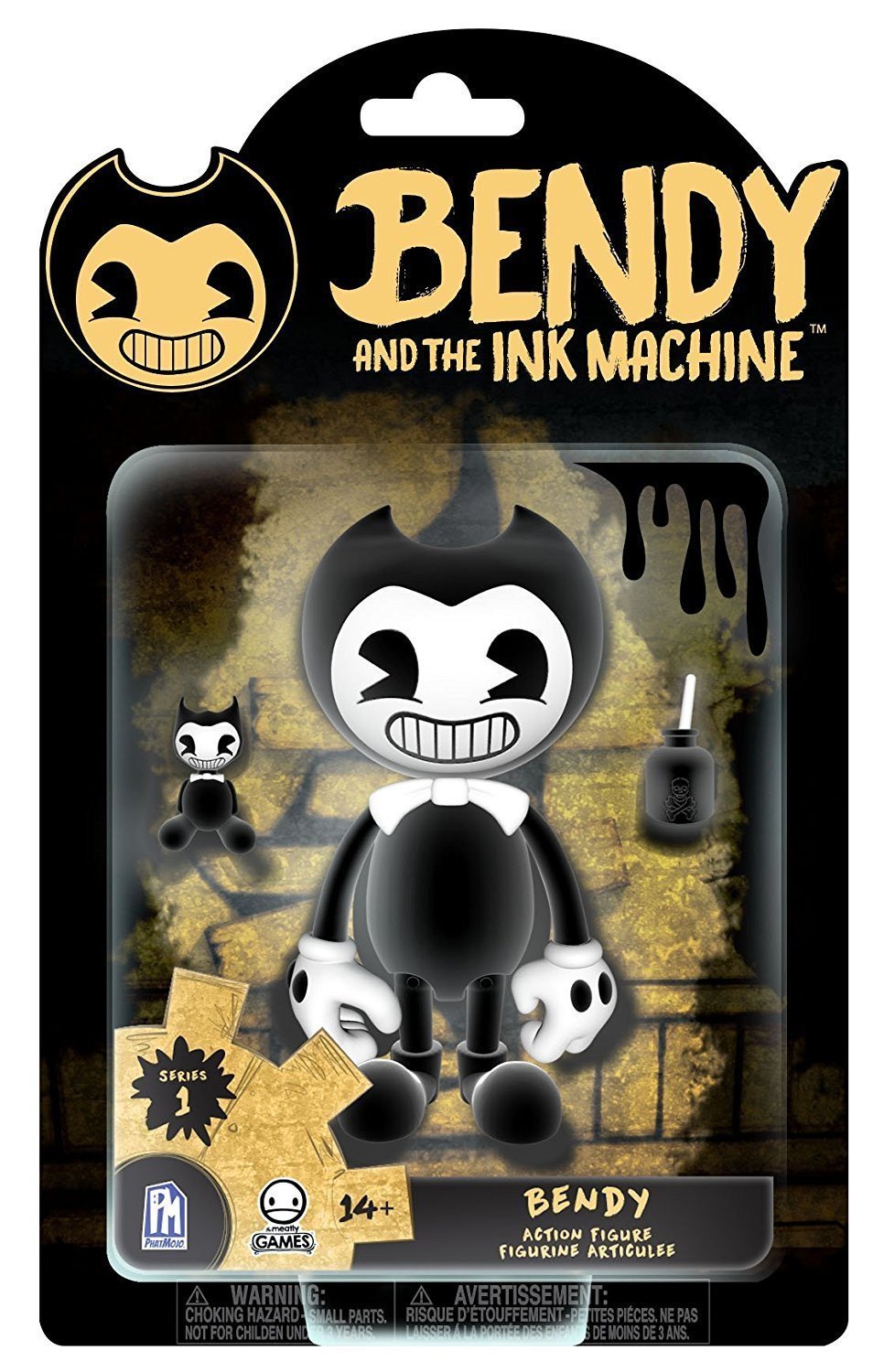 """Buy Bendy And The Ink Machine Series 1 5"""" Action Figure ..."""