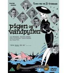 Pigen og vandpytten - DVD