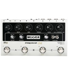 Mooer - Preamp Live - Guitar Multi Effect Pedal