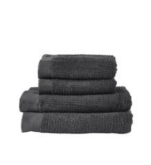 Zone - Classic Håndklæde Sæt - Anthracite