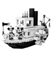 LEGO - Ideas - Steamboat Willie (21317)