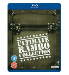 Rambo: The Ultimate Collection (UK)(Blu-ray)